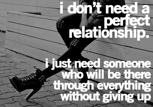 Perfect Relationship Goals Quotes Quotesgram