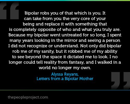 Bipolar Disorder Quotes And Sayings. QuotesGram