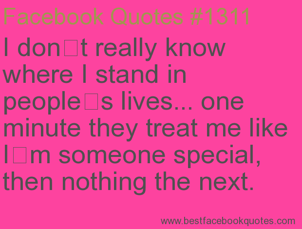 Know Where I Stand Quotes. QuotesGram