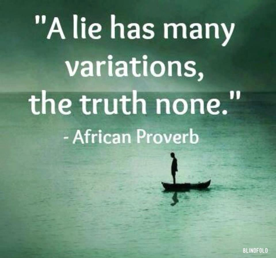 Tell The Truth Lie Quotes. QuotesGram