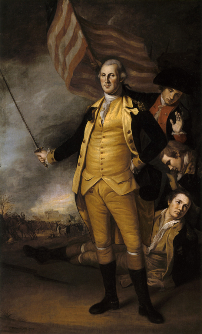 Most Famous Quotes By George Washington Revolutionary