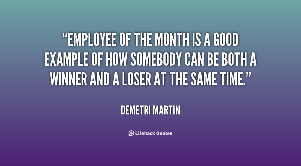 Good Employee Quotes. QuotesGram