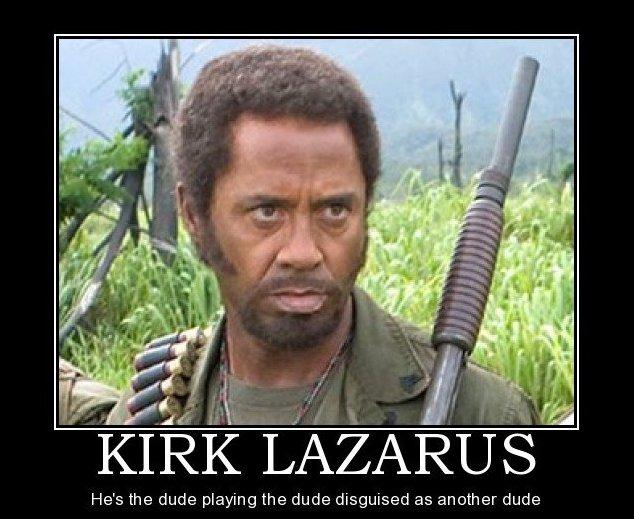 Kirk Lazarus