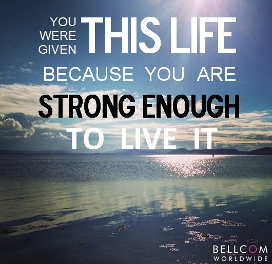 10 Brilliant Motivational Quotes I Truly Believe In: You Are Strong Enough Quotes. QuotesGram