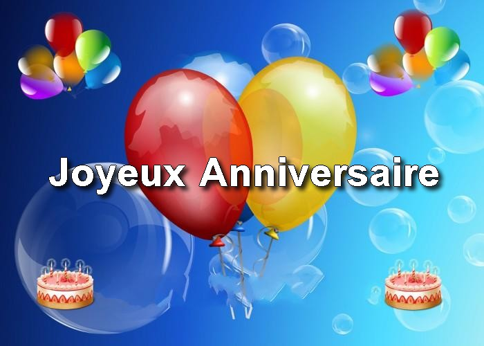 Happy Birthday Quotes In French QuotesGram – Birthday Greeting in French
