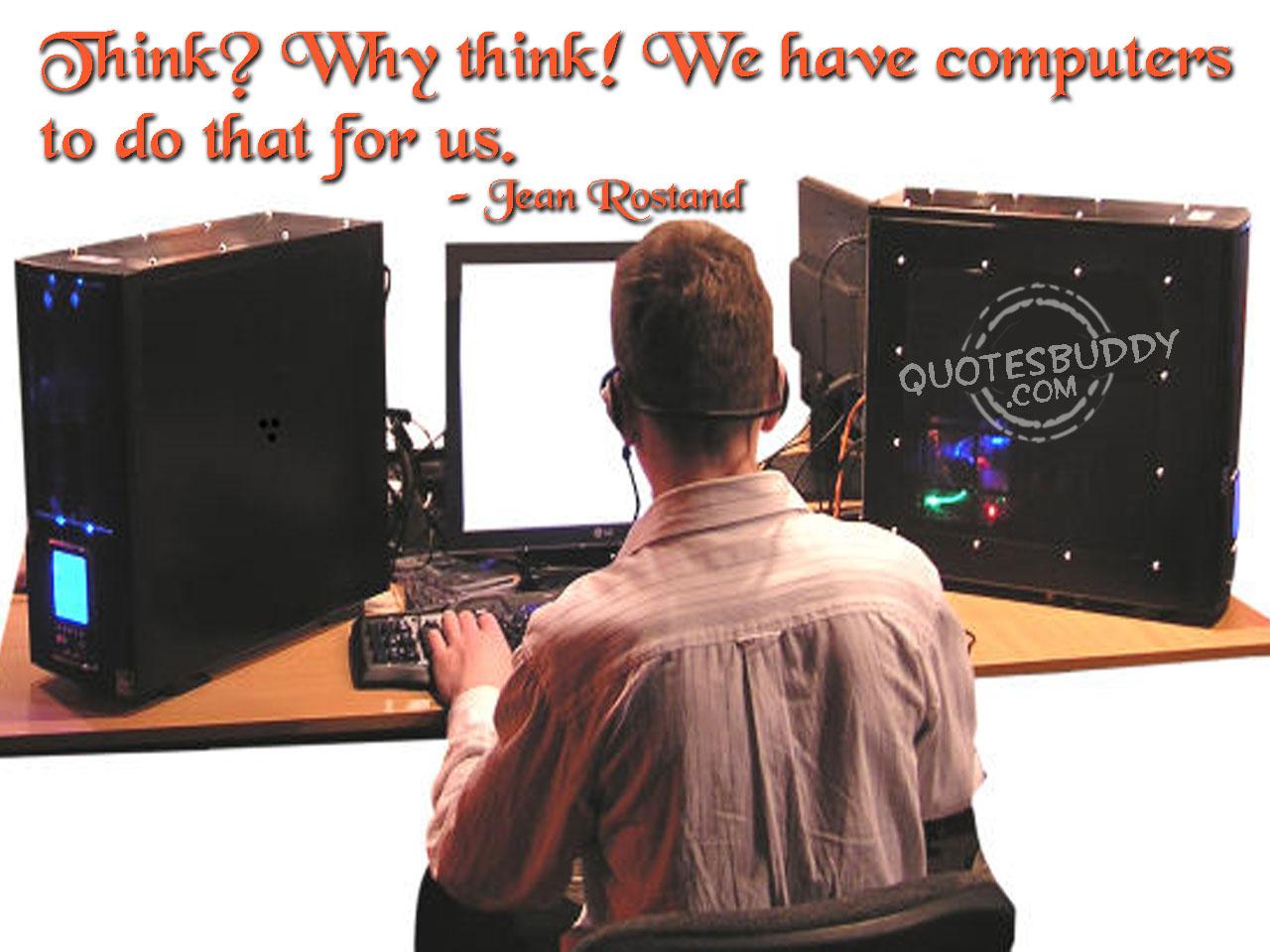 Computer Science Quotes Quotesgram: Funny Computer Quotes. QuotesGram