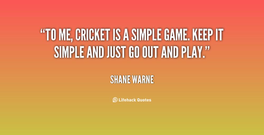 Motivational Cricket Quotes Quotesgram