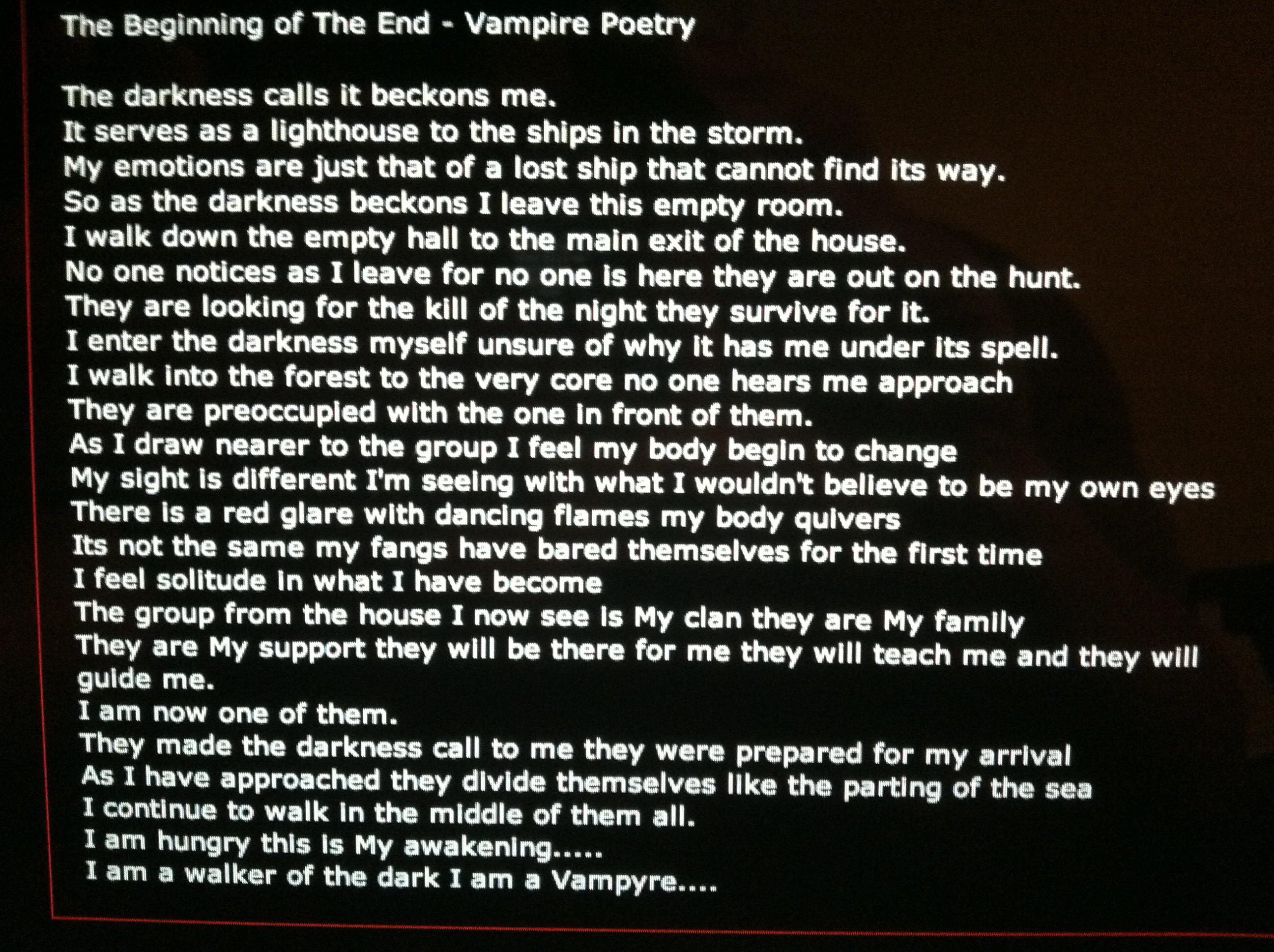 vampire quotes and poems - HD2592×1936