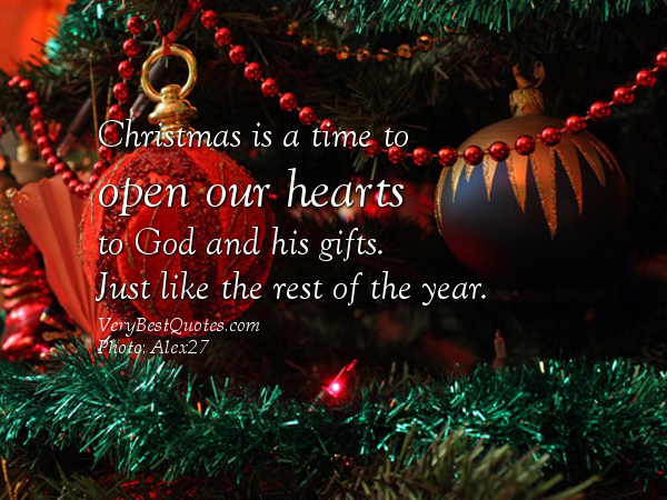 The 45 Best Inspirational Merry Christmas Quotes Of All: Holiday Quotes God. QuotesGram