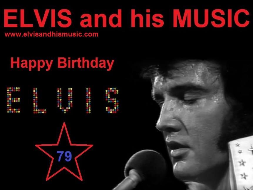 Elvis Birthday Quotes....