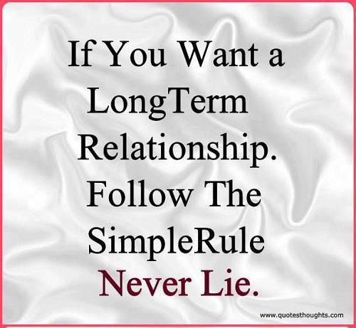 People relationships do why lie in Why do