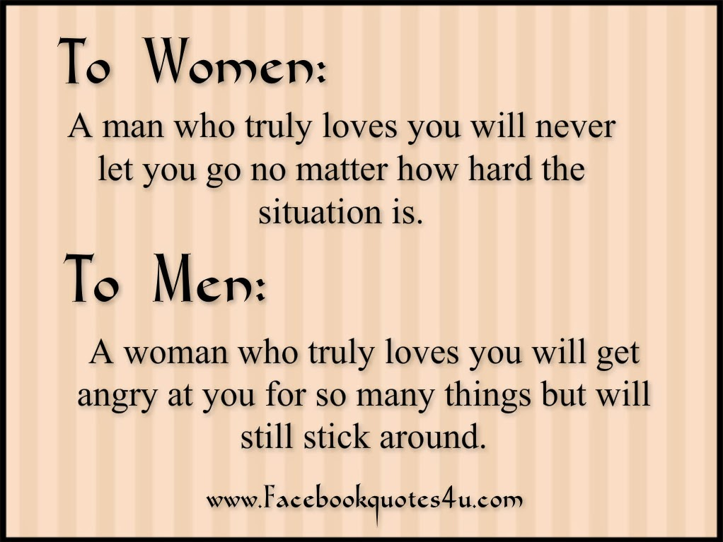 A Man Loves Woman Quotes. QuotesGram
