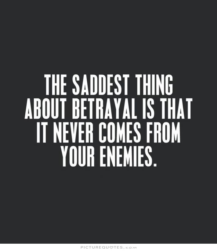 Friendship Betrayal Quotes: Best Friend Quotes About Betrayal. QuotesGram