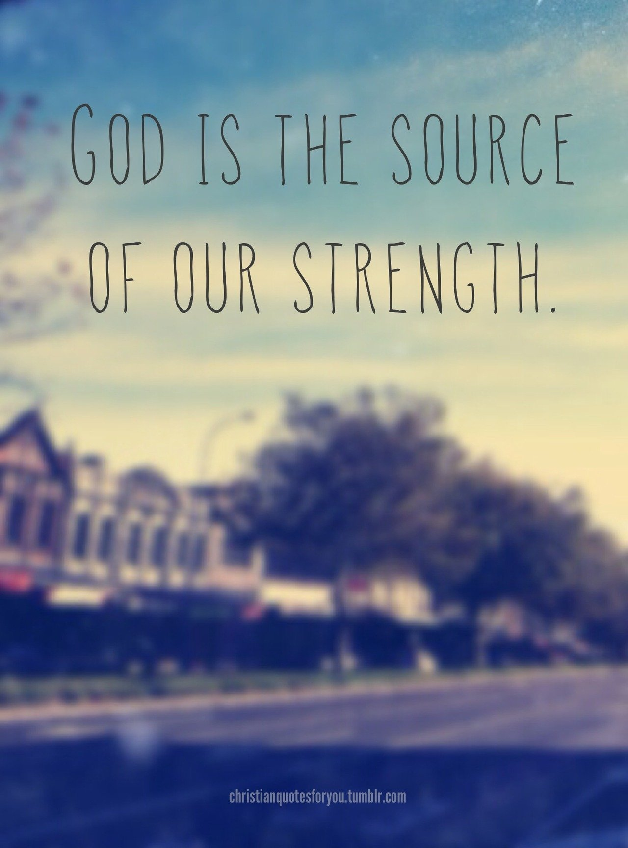 Christian inspirational quotes for strength quotesgram for Short inspirational quotes about strength