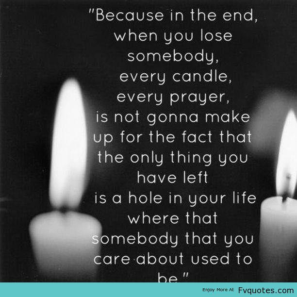 Beautiful Quotes When Someone Dies. QuotesGram