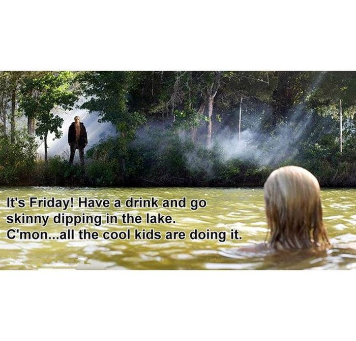 Quotes About Friday The 13th: Famous Friday The 13th Quotes. QuotesGram