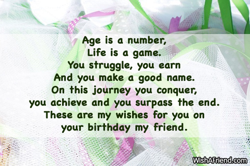 Birthday Quotes For My Female Friend: Sentimental Birthday Quotes For Friendship. QuotesGram