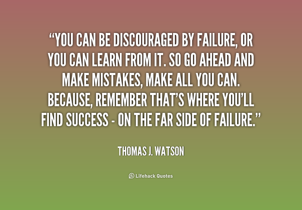 Do Not Be Discouraged Quotes Quotesgram