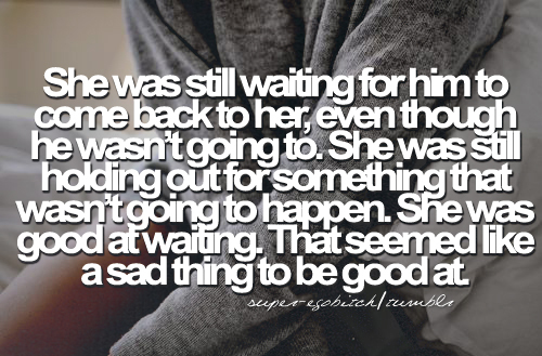 Quotes About Waiting F...
