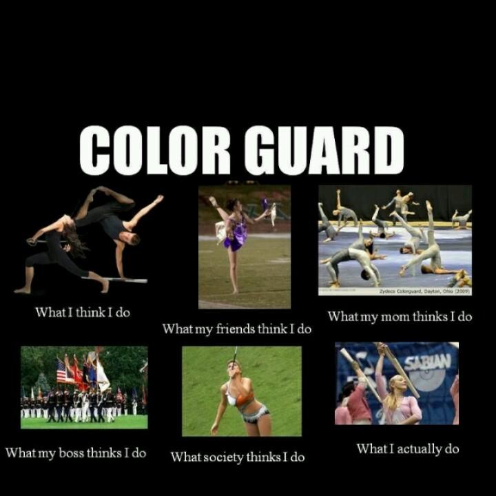 Color Guard Shirts