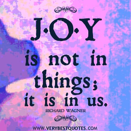 Inspirational Quotes About Joy: Christian Joy Quotes. QuotesGram