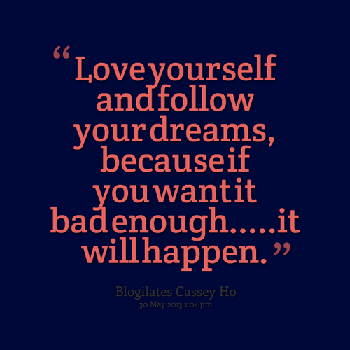 Positive Quotes About Self Love