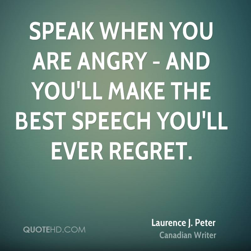 Quotes About Anger And Rage: Youll Regret It Quotes. QuotesGram
