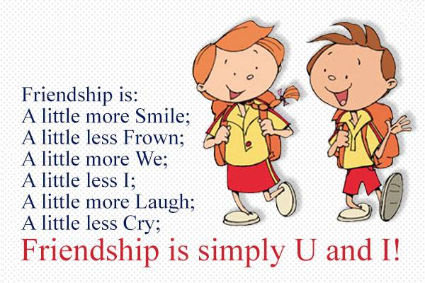 Sayings About Friendship With Meaning : Meaning of friendship quotes quotesgram
