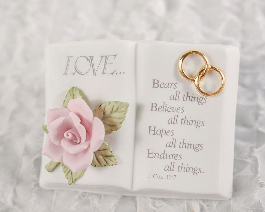 Wedding Cake Topper Sayings