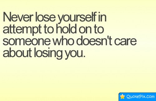 Quotes About Losing Someone You Love. QuotesGram