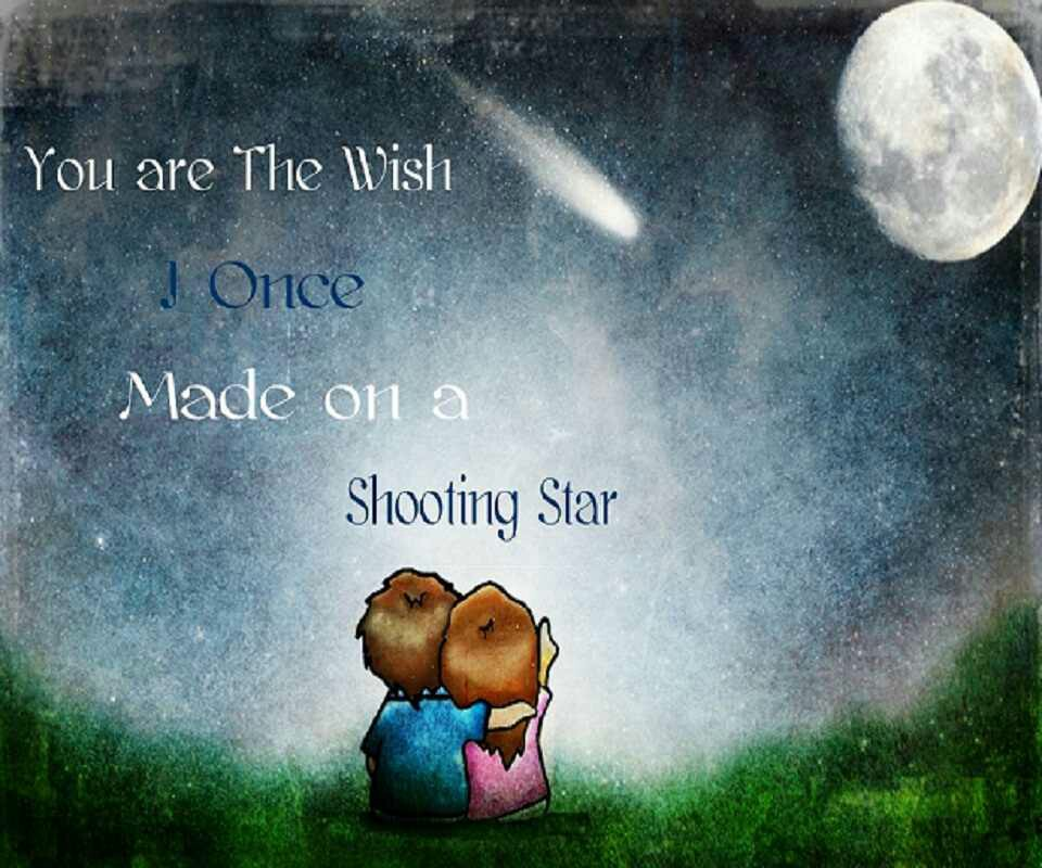 Shooting Quotes: Quotes About Wishing On Shooting Stars. QuotesGram