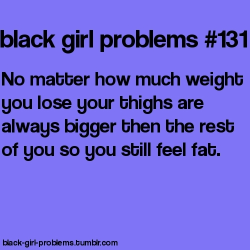 Problems with dating a black girl