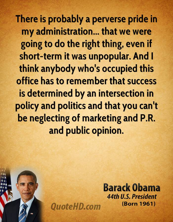 Barack obama quotes on success quotesgram - When is obama going to be out of office ...