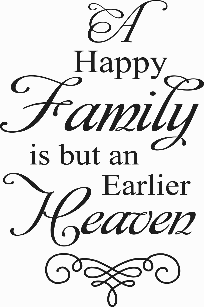 Family Quotes Clip Art Quotesgram