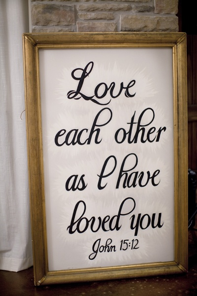 Love Each Other As I Have Loved You: Love Each Other Quotes. QuotesGram