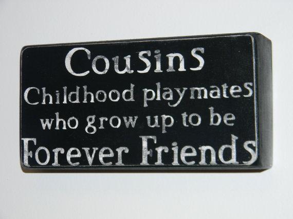 cute cousin quotes quotesgram