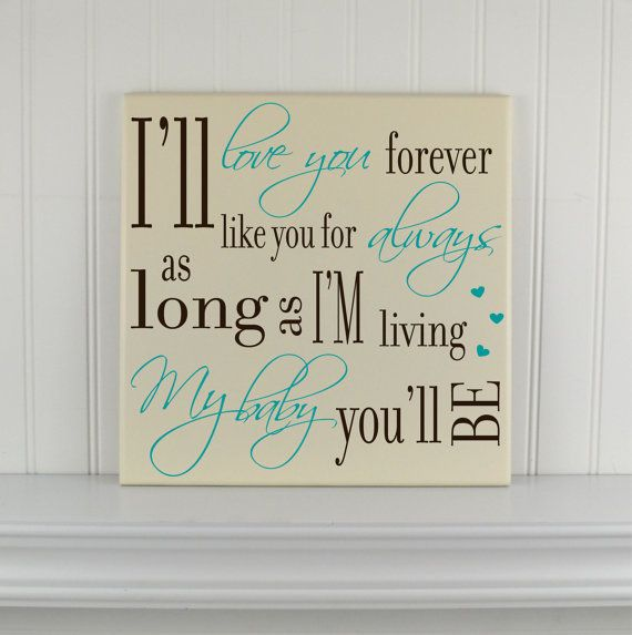 Quotes On Wood Wall Art : Wood wall signs with quotes quotesgram
