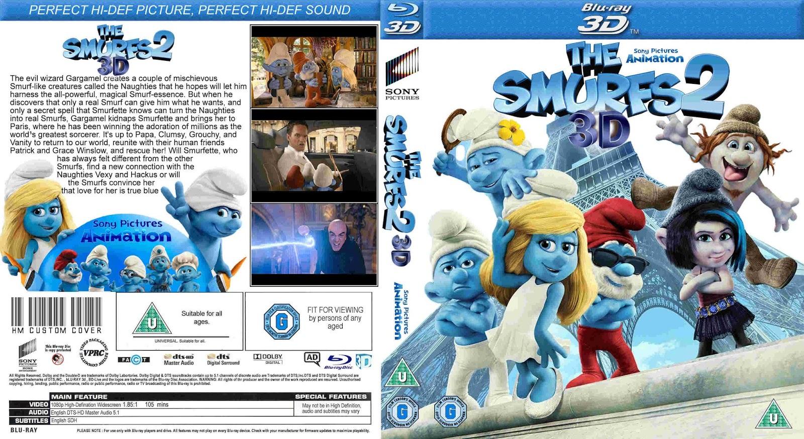 Smurfs 2 Movie 2013 The Smurfs 2 Movie Review Raja Gosnell Neil Brendan