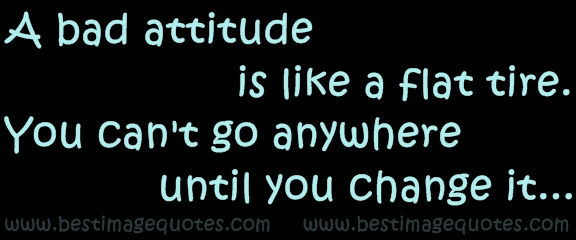 Bad Attitude Quotes. QuotesGram