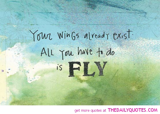 Fly Quotes And Sayings. QuotesGram