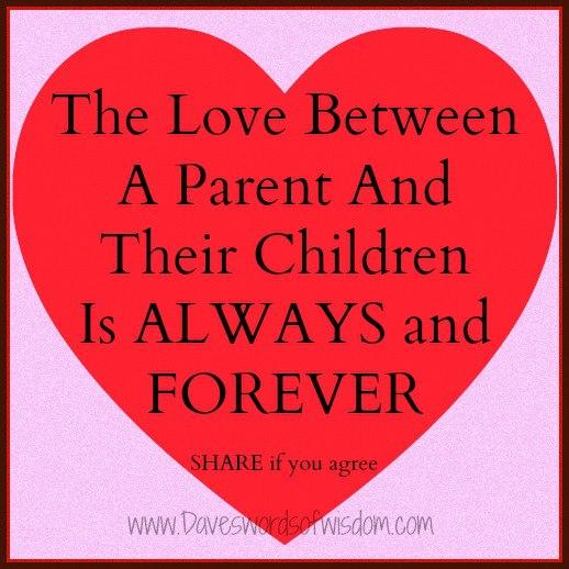 Parents Love Quotes Quotesgram