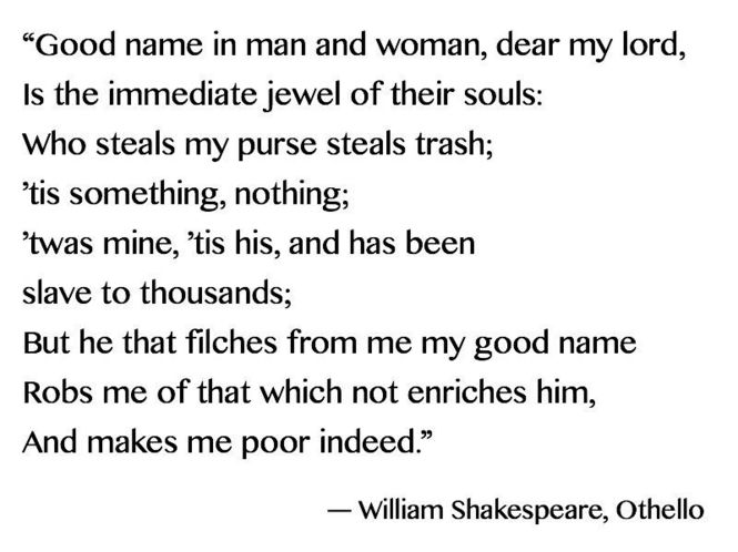 Quotes About Love In Othello : Best Othello Quotes. QuotesGram