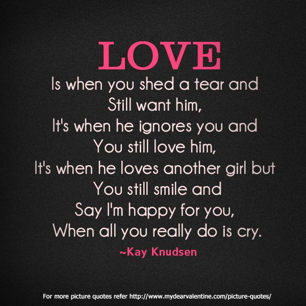 Love Hurts Quotes For Him. QuotesGram