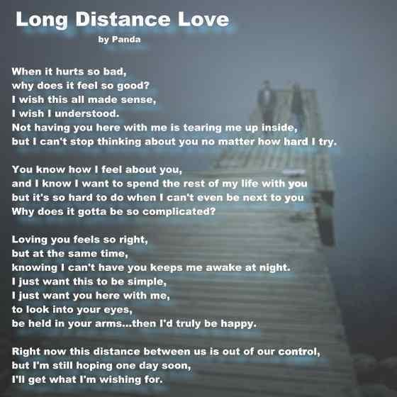 Affair long quotes distance Quotes About