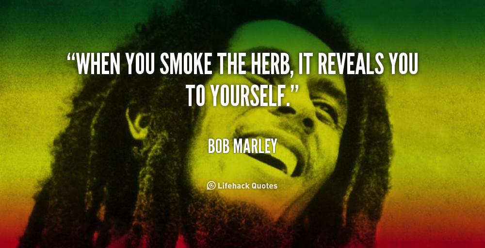 Quotes By Bob Marley Smoking. QuotesGram