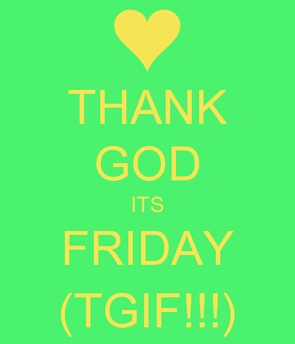 Thank God Its Friday Funny Quotes To Post On Facebook ...