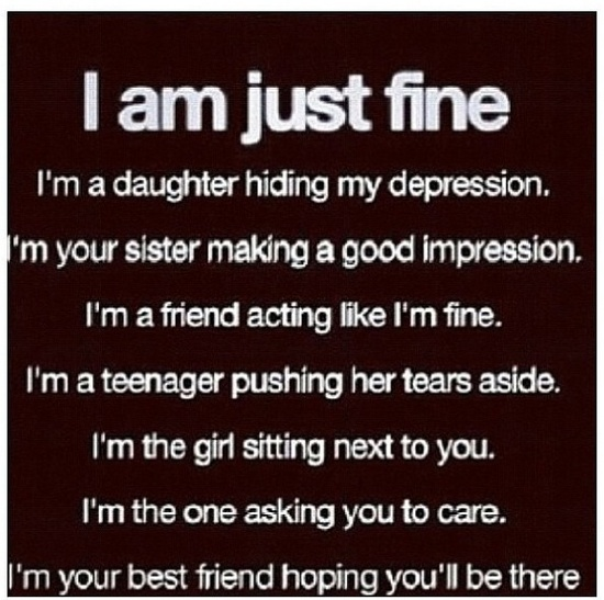 Depression Quotes To Help: Quotes To Help Depressed People. QuotesGram