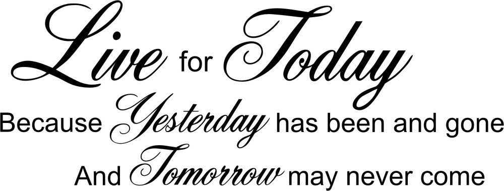 Were Not Promised Tomorrow Quotes. QuotesGram