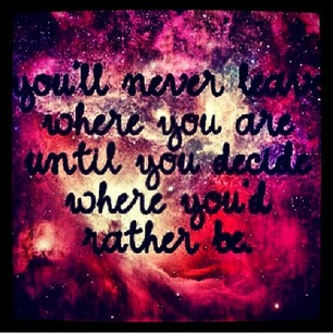 galaxy tumblr quotes infinity - photo #17