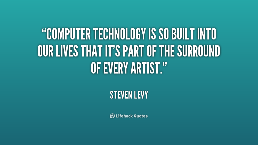 Robot technology quotes